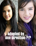 Adopted by .... One Direction ?!?!?!