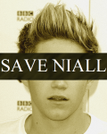 Save Niall. ~ 1D.