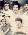 One Direction - Imagines + Personlige