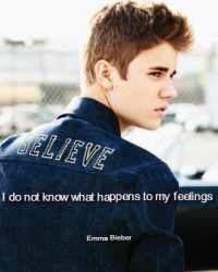 I do not know what happens to my feelings