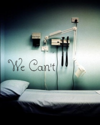 We Can't