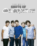 Shots of One Direction