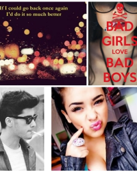 Bad girl's never change! - 1D