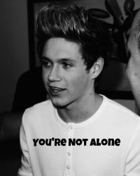 You're Not Alone (Niall Horan/One Direction)