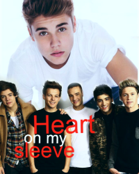 Heart On My Sleeve ((1D & JB))
