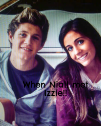 When Niall met Izzie