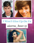 I Won't Give Up On Us (Sequel to MHIBFTM)