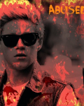 Abused(Niall Fan Fiction)