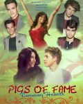 Pigs Of Fame 3: Burning Hearts (1D - One Direction Fanfiction)