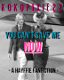 You can't save me - A Hayffie fanfiction