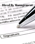 Hired By Management