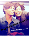 They don't know about us- A Larry Stylinson Oneshot