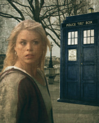 Kiss From a Rose ~ Doctor Who fan fiction