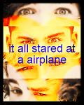 All started at a airplane