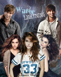 Water & Lightning | A Percy Jackson fanfiction