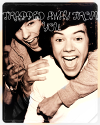 Trapped away from you ( larry stylingson fan fic.)