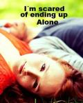 I´m scared of ending up alone (1D)