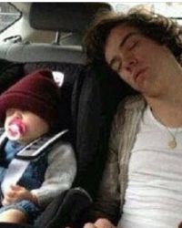 Harry's girl and Darcy