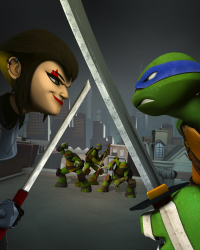 The Greatest Hurt (A TMNT Oneshot) - The Greatest Hurt (A