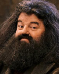Hagrid and the beast.