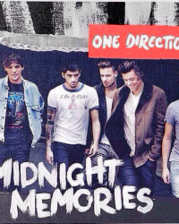 Midnight Memories Album Lyrics
