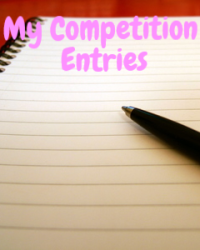 My Competition Entries