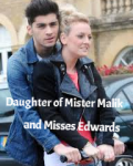 Daughter of Mister Malik and Misses Edwards