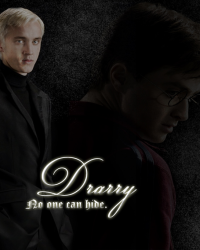 Drarry -No one can hide.