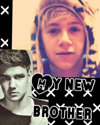My new brother (14+ niam horayne)
