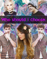 Who should I choose? ~A One Direction Fanfic~