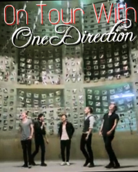 On tour with One Direction