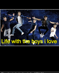 My life with 5 boys i love