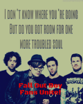 FALL OUT BOY FANS OF MOVALLES UNITE