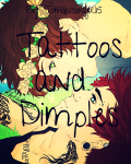 tattoos and dimples (Larry stylinson)