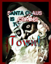Santa Claus is coming to town!