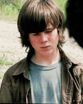 The Walking dead (carl)