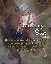 Mourning Star *Sequel to Michael's Best Friend*