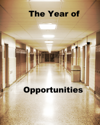 The Year of Opportunities