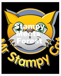 stampy meets forest gump