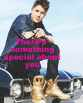 There's something special about you