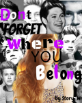 Dont forget where you belong | One Direction *Færdig*