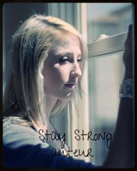 Stay strong.