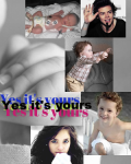 Yes it's yours (Harry's kid)