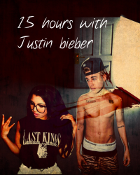 15 hours with Justin Bieber
