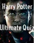 Harry Potter Ultimate Quiz