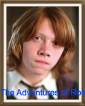 The Adventure of Ron Weasley