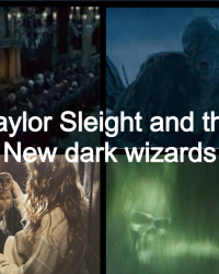 Taylor Sleight and the new dark wizards
