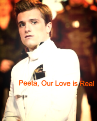Peeta, Our Love is Real