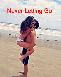 Never letting go. (Sequel to Dont Let Me Go*)