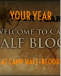 YOUR Year at Camp Half-Blood